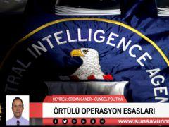 Örtülü Operasyon Esasları