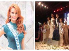 Miss Nord-Pas-de-Calais Maëva Coucke, Fransa 2018 Güzeli Seçildi
