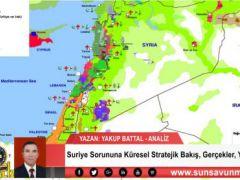 Suriye Sorununa Küresel Stratejik Bakış, Gerçekler, Yanılsamalar