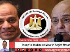 Trump'ın Yardımı ve Mısır'ın Seçim Maskaralığı