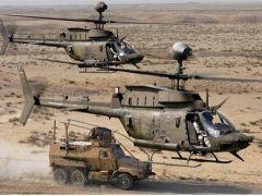 Teröristleri Kurtaran Gizemli Helikopterler