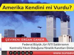 Federal Büyük Jüri 9/11 Saldırısının Kontrollü Yıkım Olduğuna Yönelik Kanıtları Dinleyecek