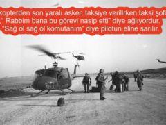 Kıbrıs Harbinde Helikopter Pilotu Olmak