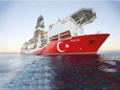 Kıbrıs Karasularında Türk Sondajı