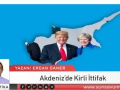 Akdeniz'de Kirli İttifak