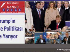 Trump'ın Suriye Politikası İşe Yarıyor