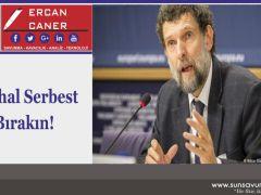 DERHAL SERBEST BIRAKIN!