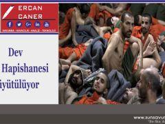 Dev IŞİD Hapishanesi Büyütülüyor