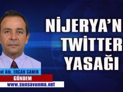 Nijerya'nın Twitter Yasağı