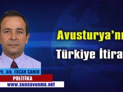 Avusturya'nın Türkiye İtirazı