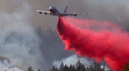 Dünyanın en büyük yangın söndürme uçağı: Supertanker