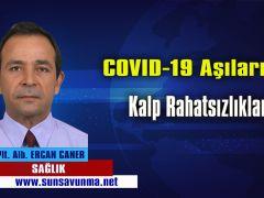 COVID-19 Aşıları ve Kalp Rahatsızlıkları