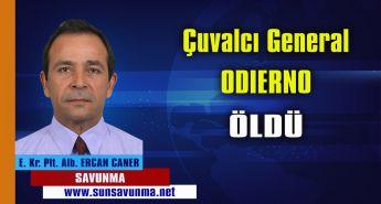 Çuvalcı General Odierno Öldü