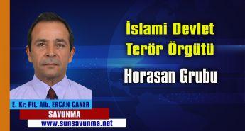 İslami Devlet Terör Örgütü Horasan Grubu