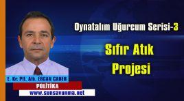 Oynatalım Uğurcum Serisi-3, Sıfır Atık Projesi